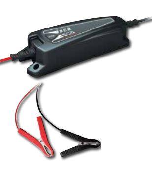 MWCC04A Φορτιστής μολύβδου 6V & 12V 4A 2