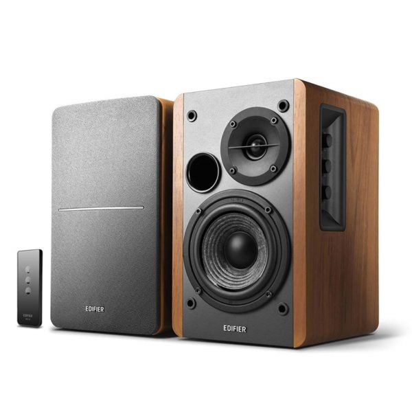 Edifier R1280T Active Bookshelf Speakers 42W Brown