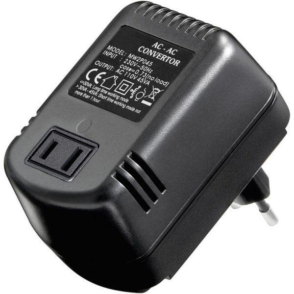 MW2P045 Μετατροπέας τάσης 220V/110V 45W 1