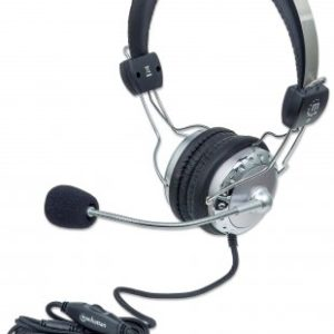 Manhattan Products - Stereo Headset (175517) (1)