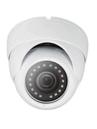 ANGA ΚΑΜΕΡΑ DOME 2MP AHD 2,8mm 1080P 18LEDS 20M IP66 AQ-4210-ND4 1
