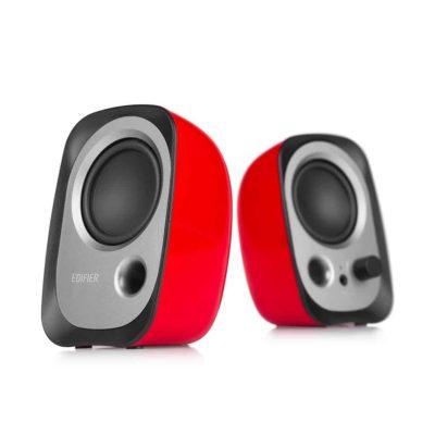 Edifier R12U Simple USB Bookshelf Speakers Red
