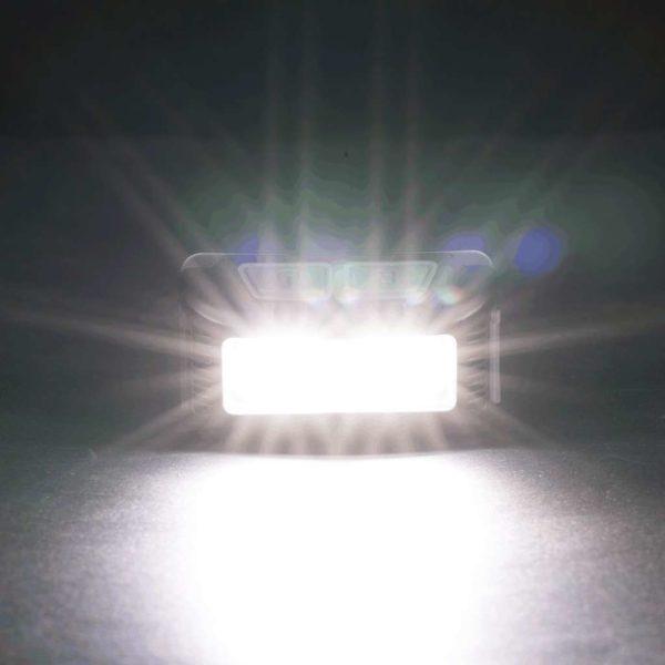 NITECORE ΦΑΚΟΣ LED HEADLAMP NU10 160LM 2