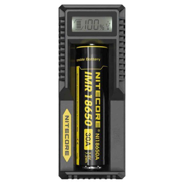 NITECORE UM10 Φορτιστής μπαταριών λιθίου 2