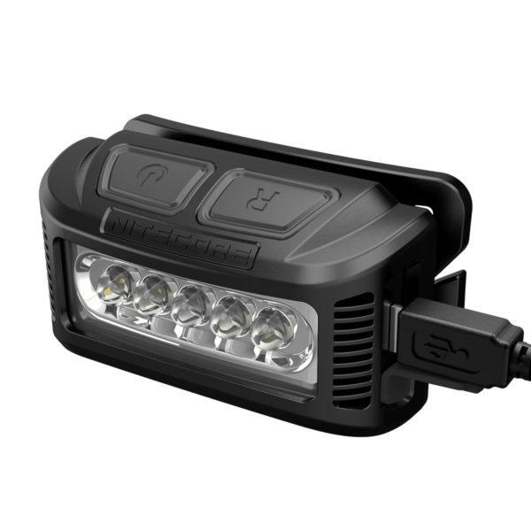 NITECORE ΦΑΚΟΣ LED HEADLAMP NU10 160LM 5