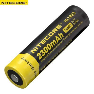 NITECORE NL1823 Επαναφορτιζόμενη μπαταρία Li-ion 18650 2300mAh