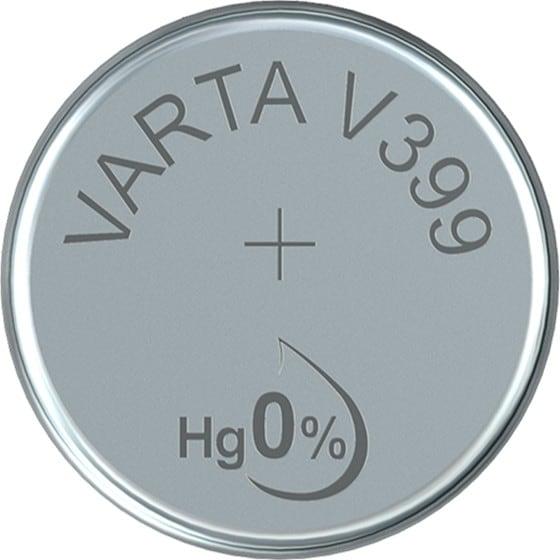 VARTA V399 Μπαταρία ρολογιού silver 1.55V (1τμχ) 1