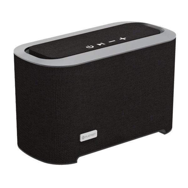 PLATINET DUO PORTABLE BLUETOOTH 2in1 SPEAKERS 26WRMS PMG094 1