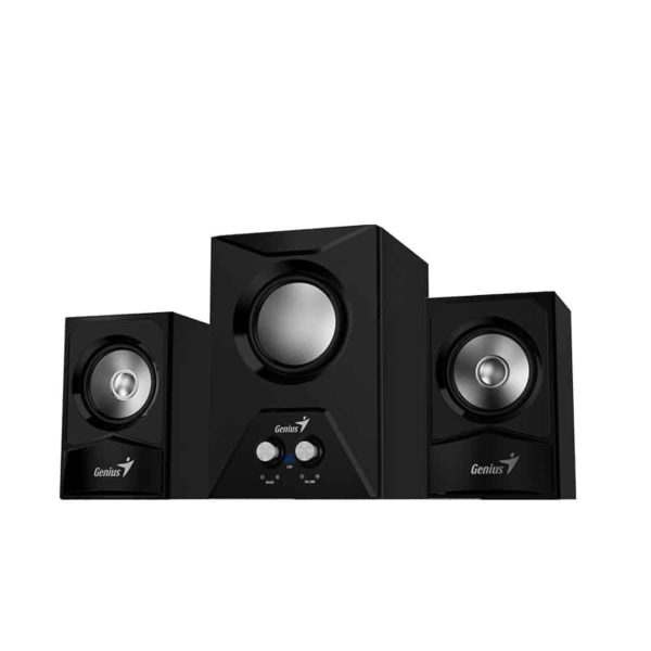Genius Speakers SW-2.1 385 15W Black 1
