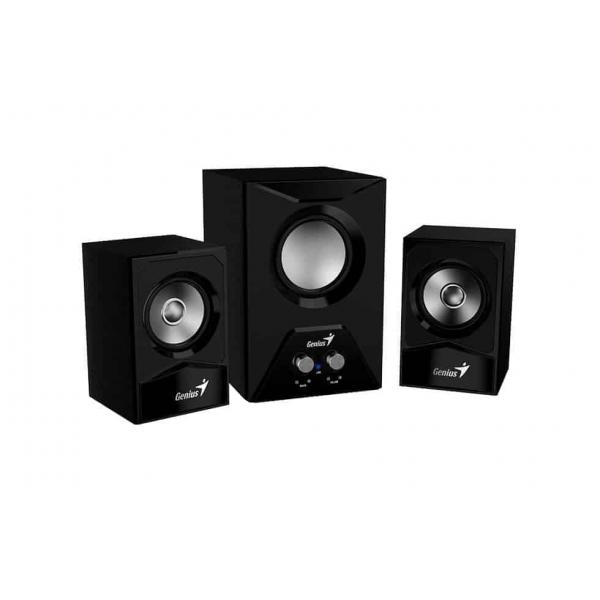 Genius Speakers SW-2.1 385 15W Black 3