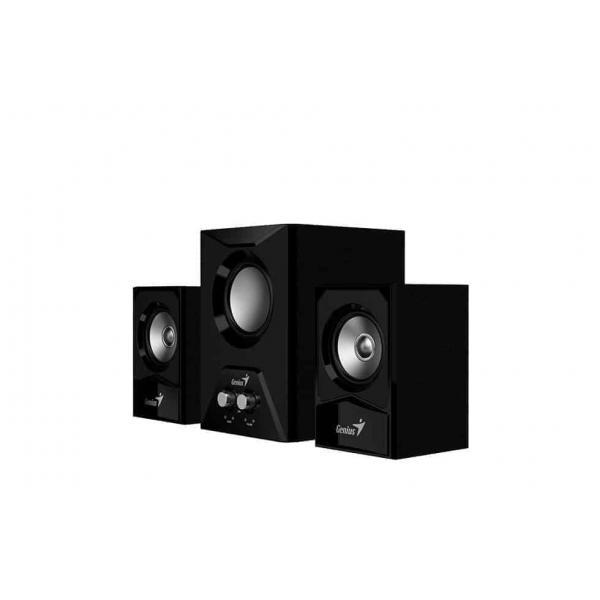 Genius Speakers SW-2.1 385 15W Black 2