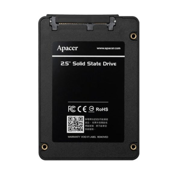 Apacer SSD AS340 PANTHER 240GB 2.5'' SATA3 6GB/s, 550/490 MB/s 2