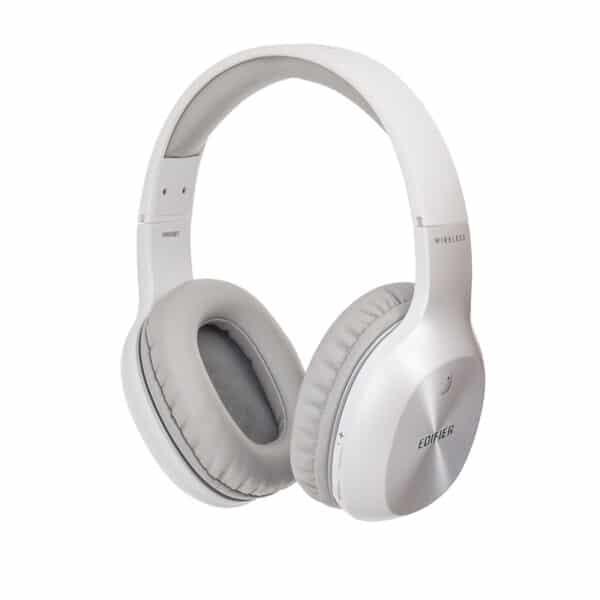 Edifier W800BT Plus Stereo Bluetooth Headphones White