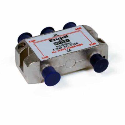 ENGEL Splitter F 4 Εξόδων 5-2500MHz MP7621