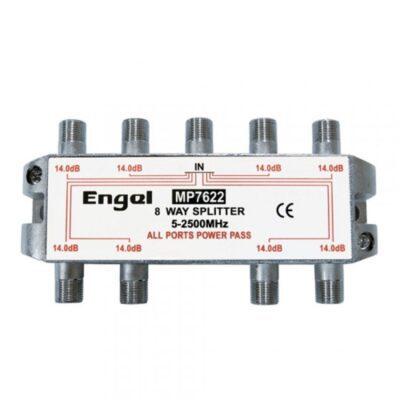 ENGEL Splitter F 8 Εξόδων 5-2500MHz MP7622
