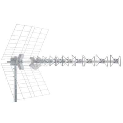 FRACARRO BLU10HD UHF Κεραία 15dB με Φίλτρο LTE