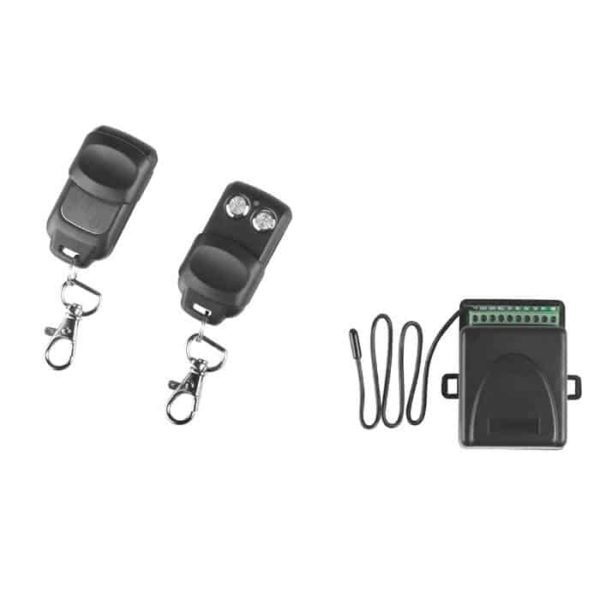 SUPERIOR Indoor Κit τηλεχειρισμού με receiver και 2 χειριστήρια 1