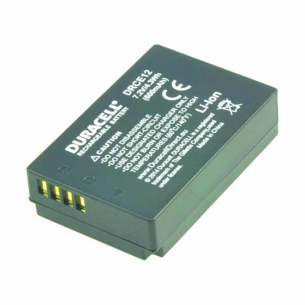 DURACELL DRCE12 Συμβατή μπαταρία για CANON LP-E12 7.2V 750mAh 2
