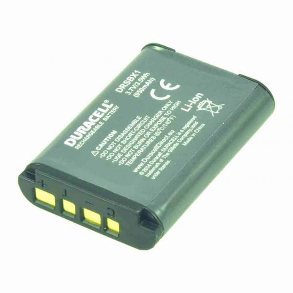 DURACELL DRSBX1 Συμβατή μπαταρία για κάμερα Sony NP-BX1 3