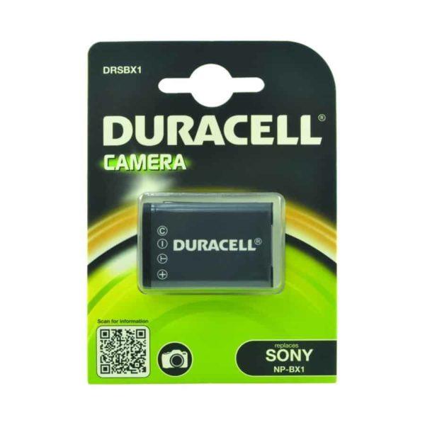 DURACELL DRSBX1 Συμβατή μπαταρία για κάμερα Sony NP-BX1 1