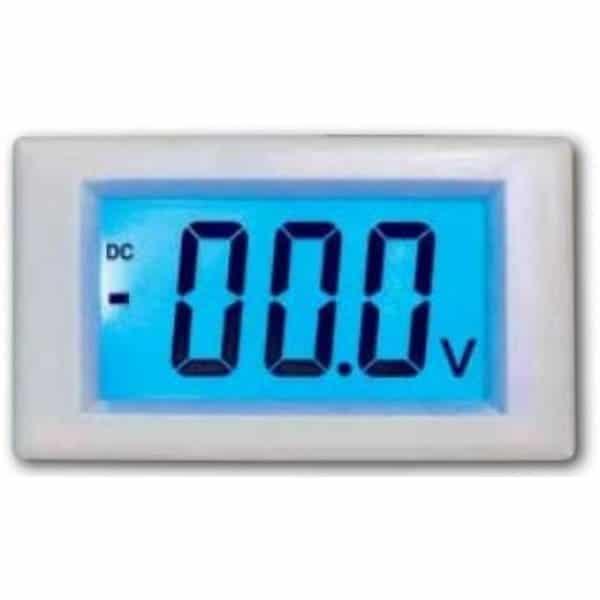 FC4-0-50V DC Ψηφιακό βολτόμετρο 0-50V DC 1