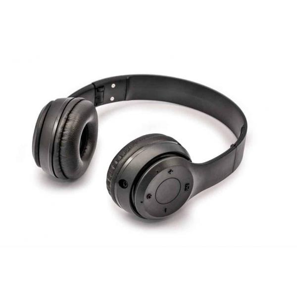 Msonic Bluetooth 4.2 headphones with microphone MH860BX black 2