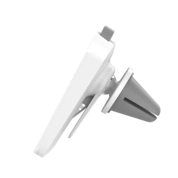 Hoco CA37 Βάση Στήριξης Αεραγωγού Αυτοκινήτου Magnetic Λευκή 2