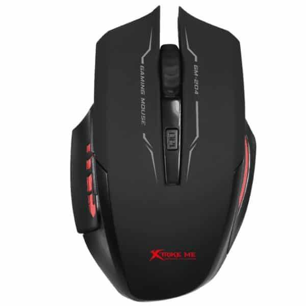 Xtrike Me GM-204 Gaming Mouse with Backlight 3200DPI 1