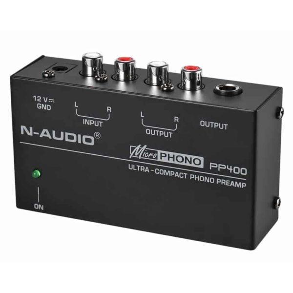 N-AUDIO PP400 Προενισχυτής PHONO 1
