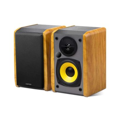 Edifier R1010BT Powered Bluetooth Speakers Brown
