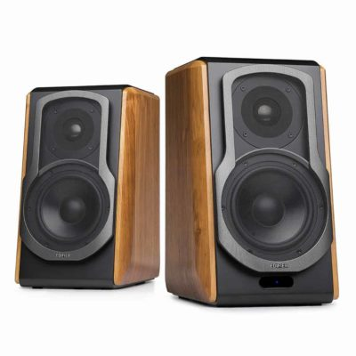 Edifier S1000DB Hi-Fi 2.0 Active Bookshelf Speakers 120W