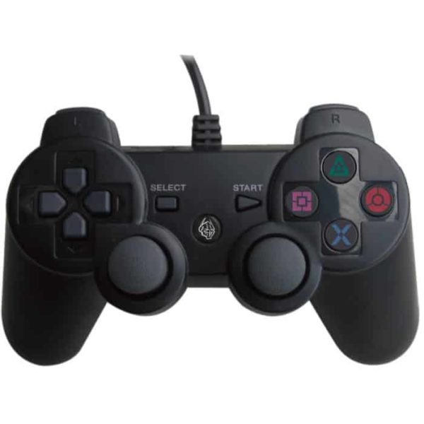 ZEROGROUND ANDO Ενσύρματο Gamepad για PC/PS3 GP-1000