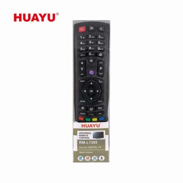 HUAYU RM-L1385 Συμβατό Τηλεχειριστήριο TV για Vestel 2