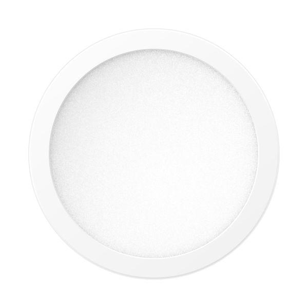 Spotlight Χωνευτό Φωτιστικό Οροφής Λευκό 18W 1600lm 6000k 6206 1