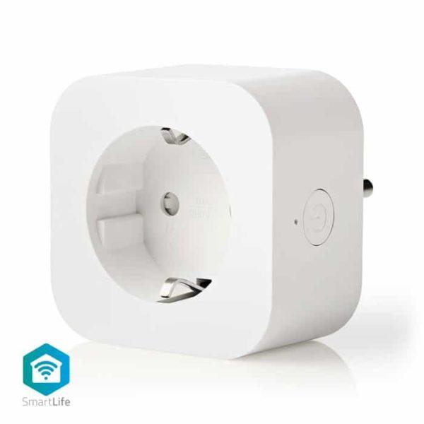 NEDIS WIFIP130FWT Wi-Fi Smart Plug 10A 1