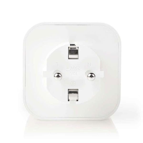 NEDIS WIFIP130FWT Wi-Fi Smart Plug 10A 4