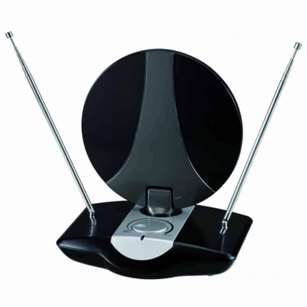 ANGA PS-100 Εσωτερική κεραία TV με ενισχυτή 42db 1