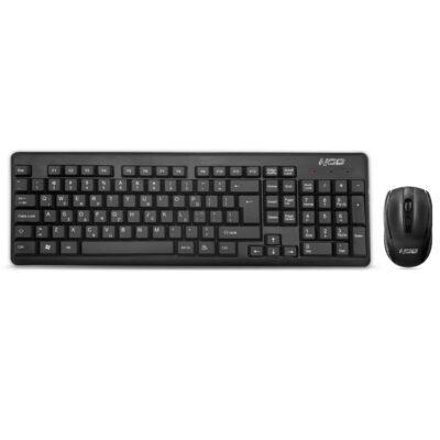 NOD ValuePro Σετ ασύρματο πληκτρολόγιο & ποντίκι 2,4GHz W-KMS-103