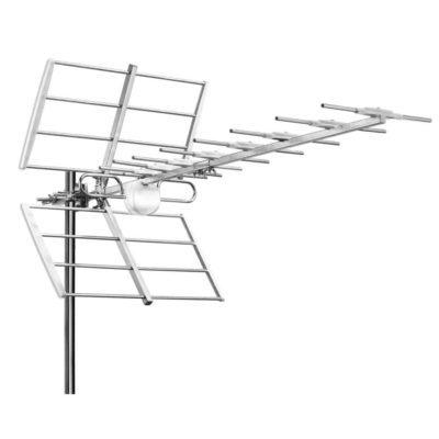 V-Tech Z240LTE Επίγεια ψηφιακή κεραία UHF 12dB 104cm λευκή