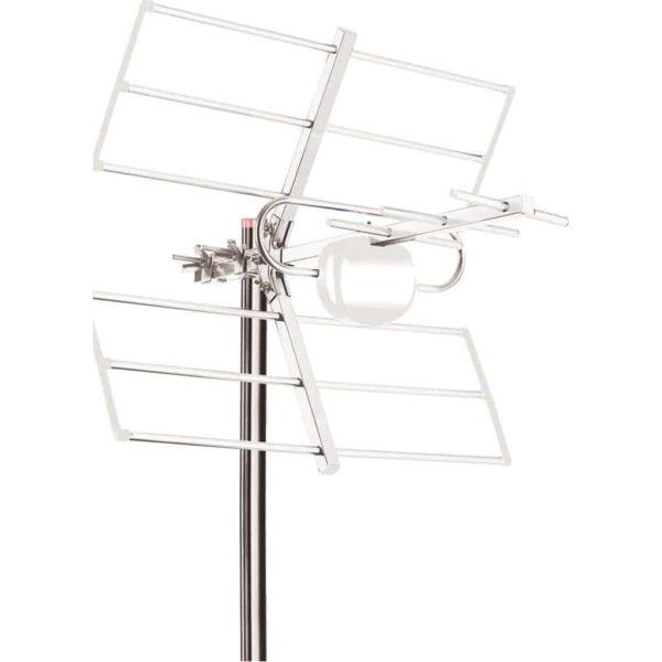 V-Tech Z310LTE Επίγεια ψηφιακή κεραία UHF 9dB 51cm λευκή 1