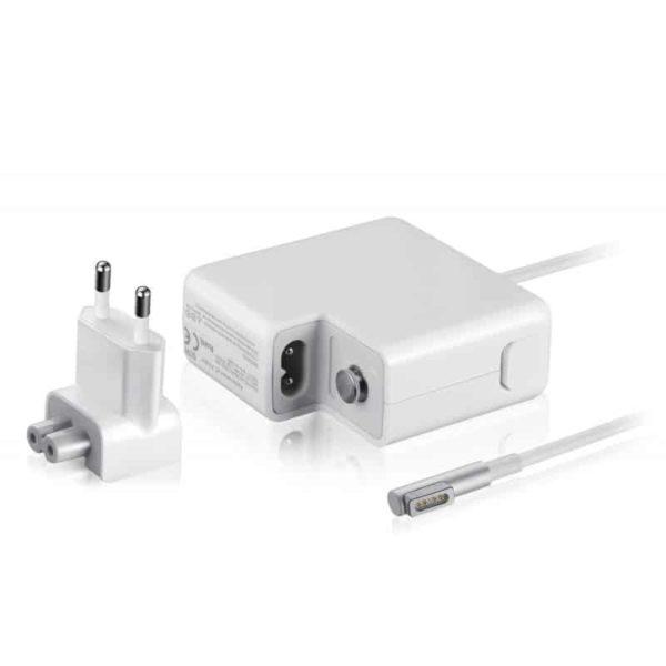 NG Τροφοδοτικό για Apple Macbook 16.5V 3.65A 60Wmax Magsafe Tip (78-APPLE)