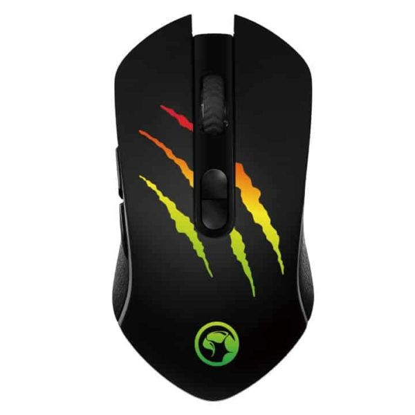 Marvo Scorpion 3200DPI Gaming Mouse with Backlight M425G 2