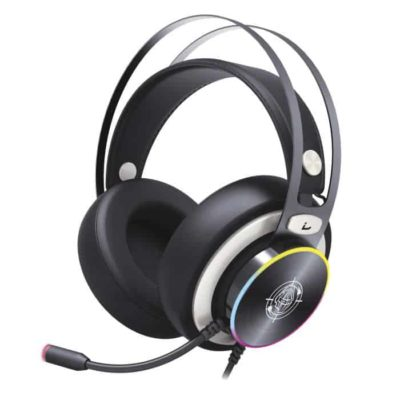 Zeroground Sokun Gaming Headset RGB USB 7.1 HD-2800G