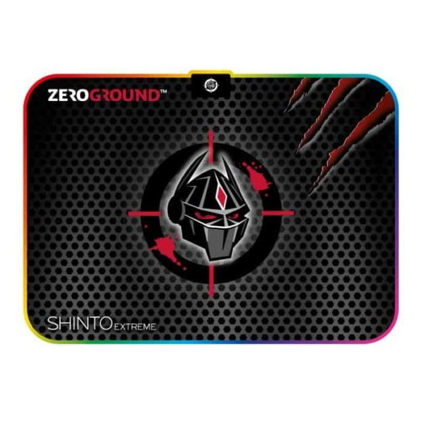 Zeroground MP-1900G SHINTO EXTREME v2.0 RGB Mousepad 1