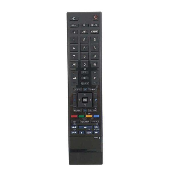 L1028 Συμβατό Τηλεχειριστήριο για LED TV Toshiba 1