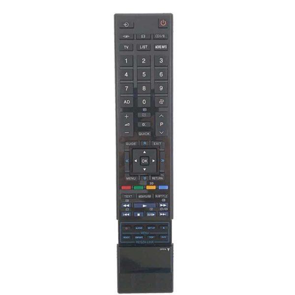 L1028 Συμβατό Τηλεχειριστήριο για LED TV Toshiba 2