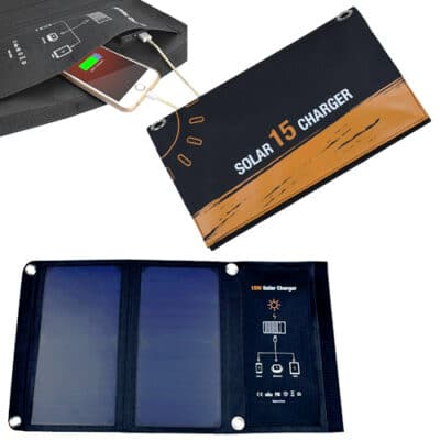 Invictus Ηλιακός Φορτιστής με Θύρα USB 15W SRUSB-15