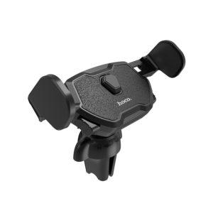 Hoco CA39 Βάση Στήριξης Κινητού Αεραγωγού Αυτοκινήτου Triumph Μαύρη