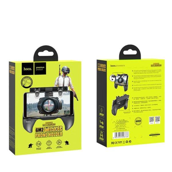 Hoco GM2 Winner gaming phone holder for mobile phones 8