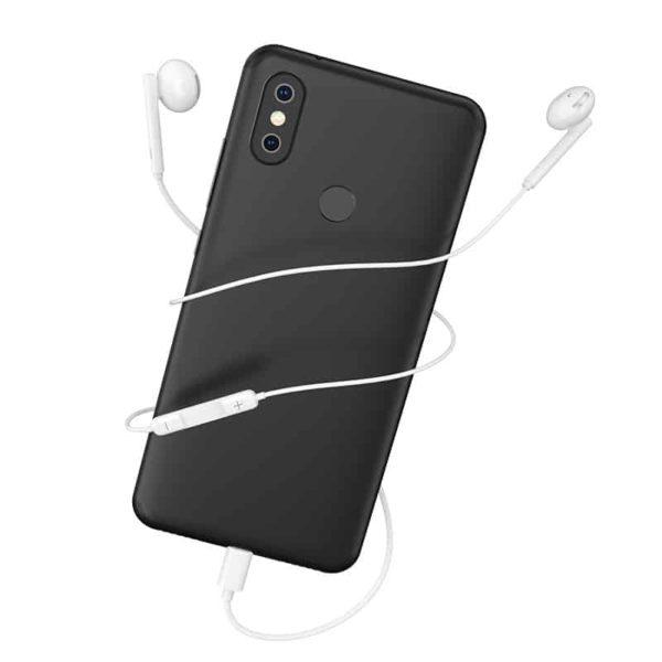 Hoco L10 Hands Free Earphones Stereo Type-C Λευκά με Μικρόφωνο και Πλήκτρο Λειτουργίας 6
